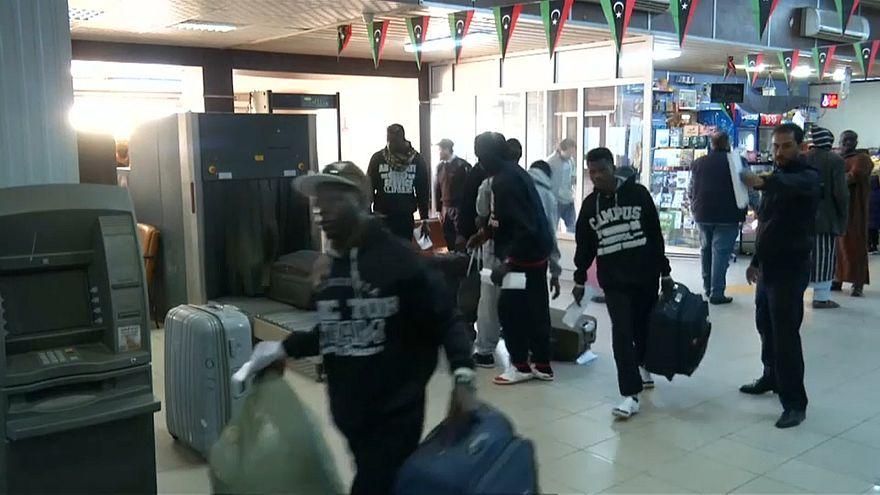 Libia: 250 migranti rimpatriati in Niger