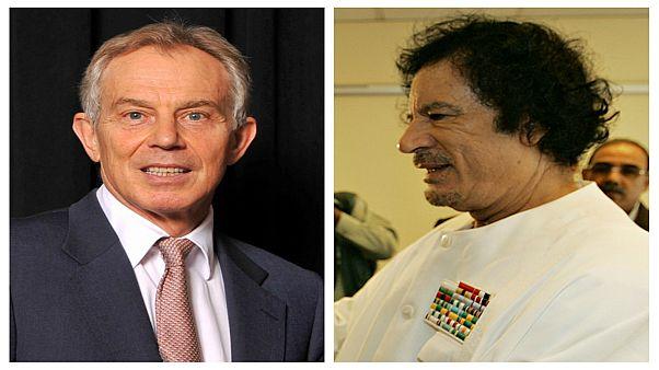 """""""وثائق سرية"""" تكشف عن تعاون أمني بين بريطانيا ونظام القذافي"""
