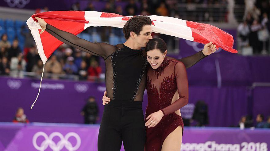 Canadá de ouro em dia de pódios repetidos em Pyeongchang