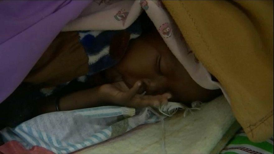 ЮНИСЕФ: cпасти новорождённого