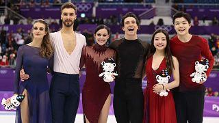 Olimpiadi invernali: la giornata di