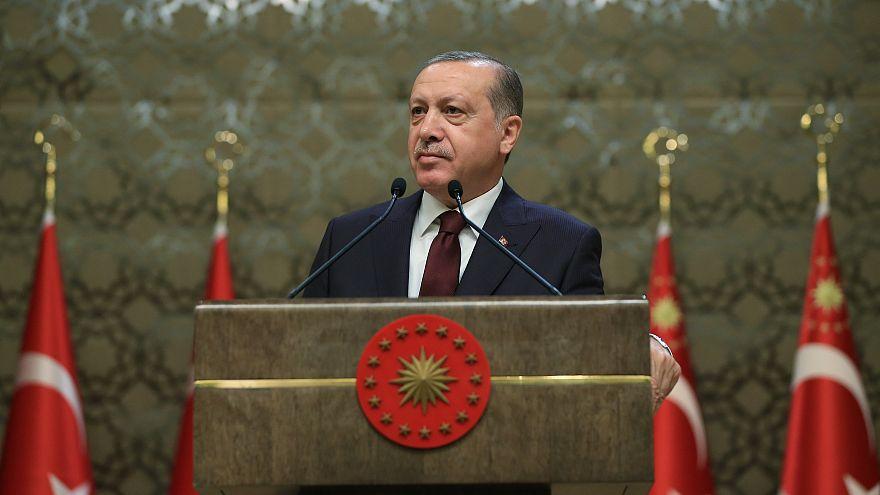 Erdoğan: Osmanlı tokadını merak edenler Afrin'e gelsin