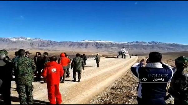 Irão localiza destroços de avião desaparecido