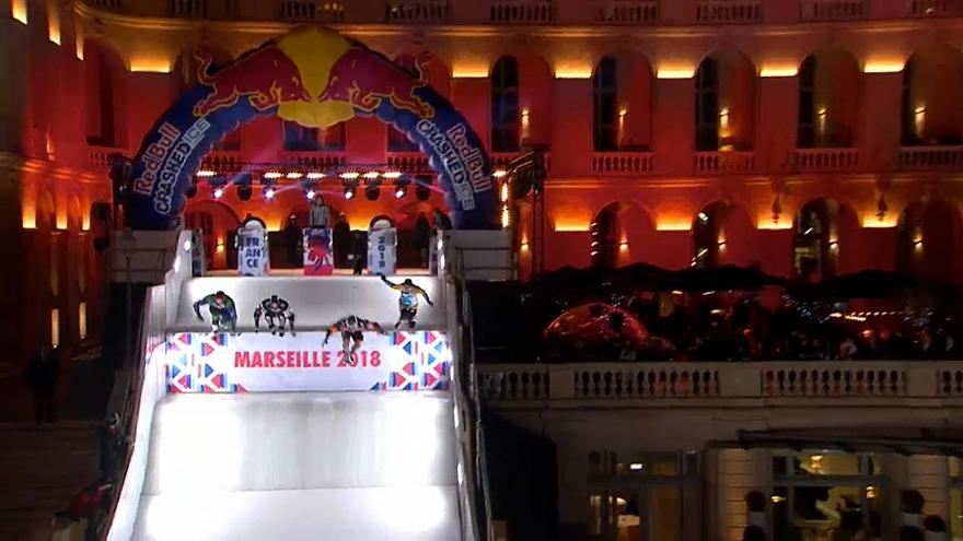 Crashed Ice Marseille