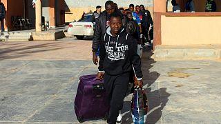 Libya repatriates 250 African migrants
