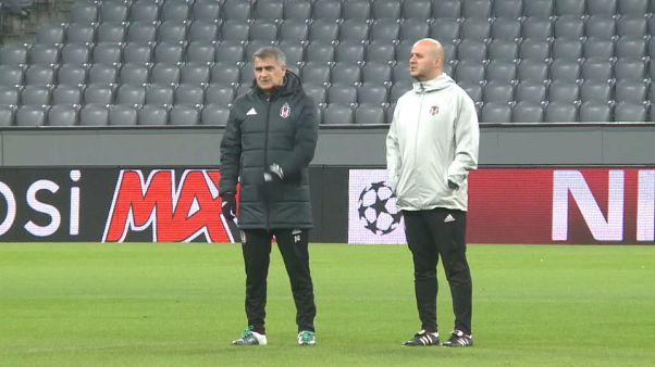 Beşiktaş'ın Bayern Münih sınavı
