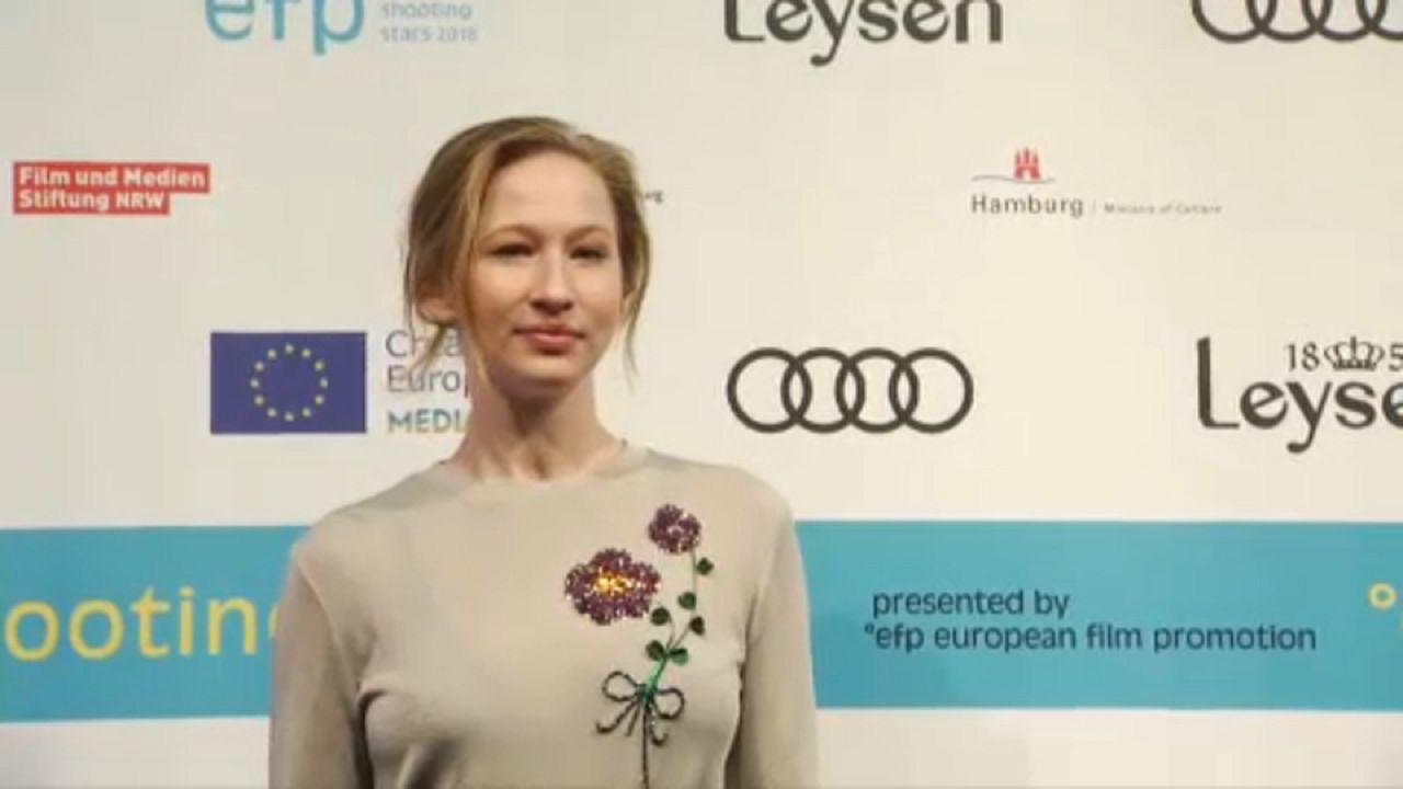 Tenki Réka: nagy lehetőség a Berlinale