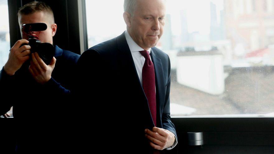 Tagad a korrupcióval vádolt lett jegybankelnök