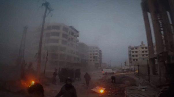Siria: 100 morti negli ultimi raid di Assad nell'enclave di Ghouta
