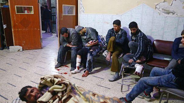 Ghouta orientale : près de 200 morts