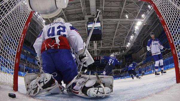 Sloven buz hokeyci Ziga Jeglic doping kullandığını itiraf etti