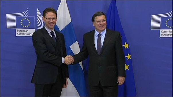 Баррозу в Брюсселе, теперь как лоббист
