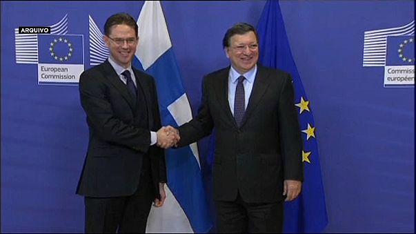 Barroso e Katainen