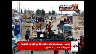 أنقرة: القوات السورية عادت أدراجها بعد القصف التركي