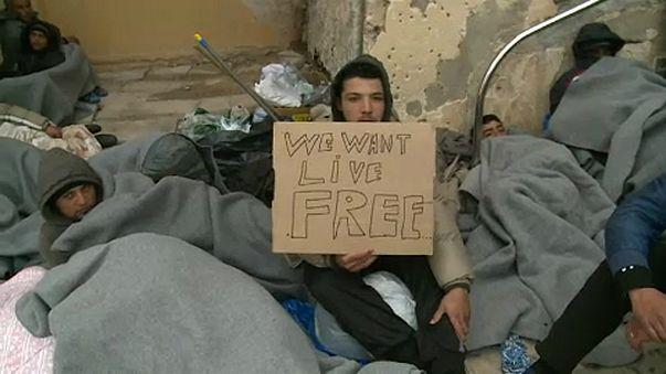 Frontex: marad a menekültek jelentette nyomás