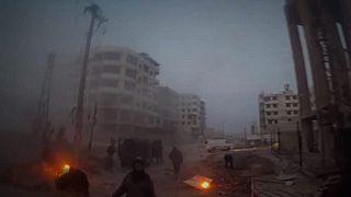 Bombardeamentos em Ghouta já provocaram cerca de 250 mortos