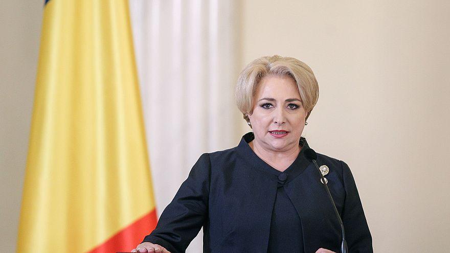 Vasilica Viorica Dăncilă, die neue rumänische Regierungschefin