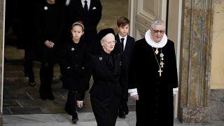 Δανία: Το τελευταίο αντίο στον πρίγκιπα Ερίκο