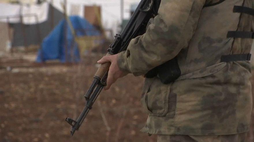 Offenbar russische Söldner in Syrien getötet