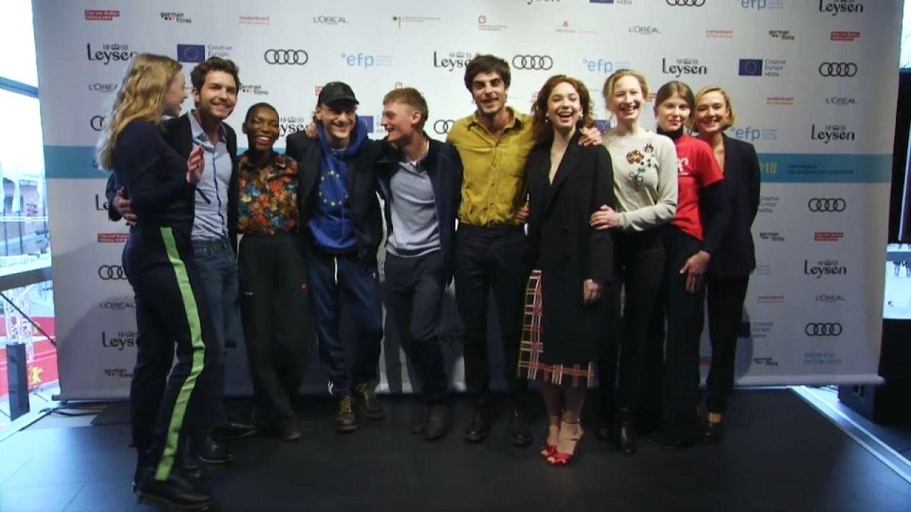 O rosto dos novos talentos do cinema europeu