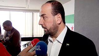 Nasr al-Hariri, Presidente de la Comisión de Negociación de Siria