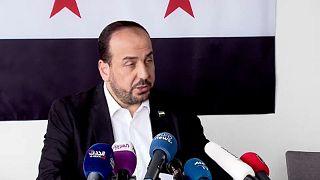 Nasr el-Hariri Brüksel'de destek arayışına girdi
