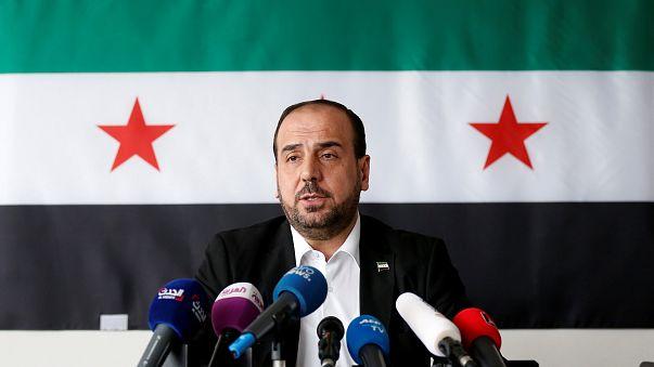 Le président du Comité des négociations syriennes Nasr al-Hariri