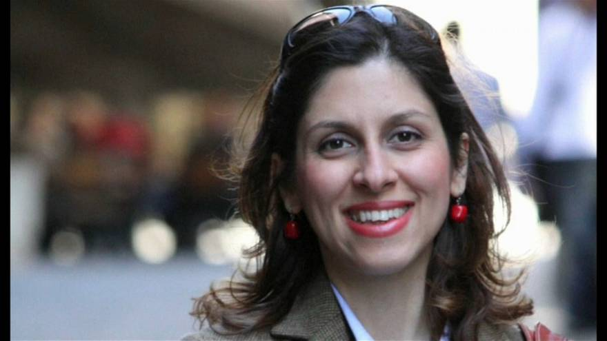 100,000 signatures gathered for Nazanin Zaghari-Ratcliffe