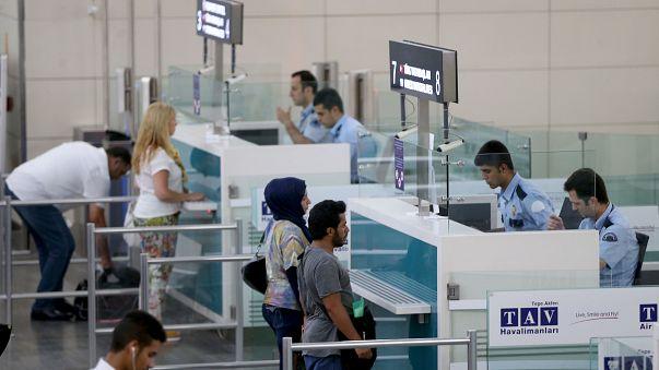 Türkiye'den AB ülkelerine yasa dışı yollarla girmeye çalışan Türk sayısında rekor artış