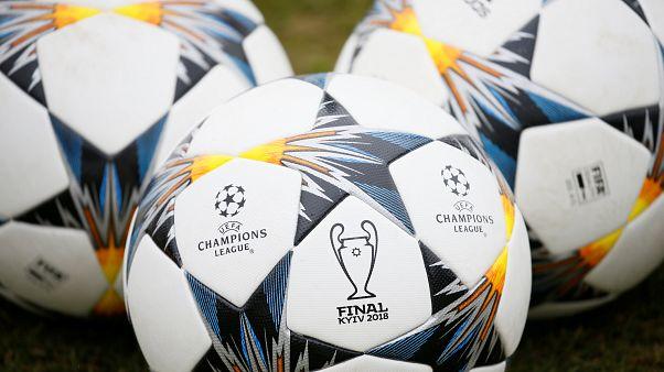 Превью матчей 1/8 Лиги чемпионов