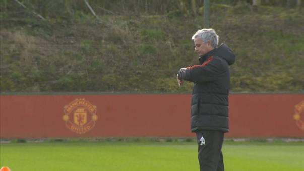 Mourinho e Fonseca em ação na Liga dos Campeões