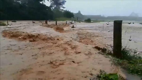 El ciclón Gita mantiene en estado de alerta a Nueva Zelanda
