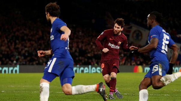 Messi salda sus cuentas con Stamford Bridge