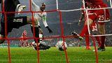 Şampiyonlar Ligi: Bayern'den gol yağmuru