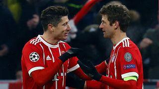 Torschützenfest: FC Bayern fertigt Besiktas 5:0 ab