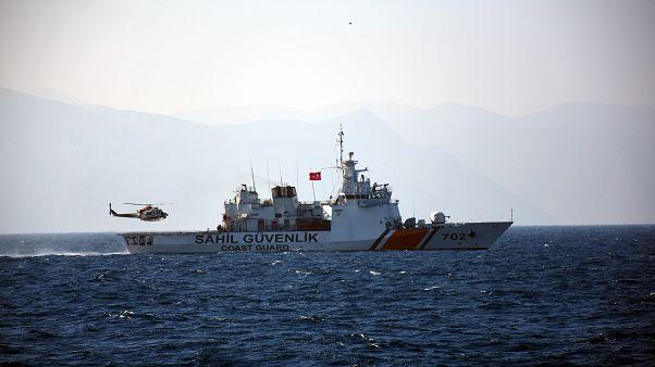 Güney Kıbrıs Rum Yönetimi ile Türkiye arasında Akdeniz'de sondaj gerilimi
