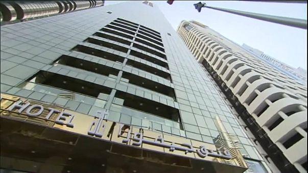 """شاهد: فندق """"جيفورا"""" دبي ..ألأطول في العالم"""