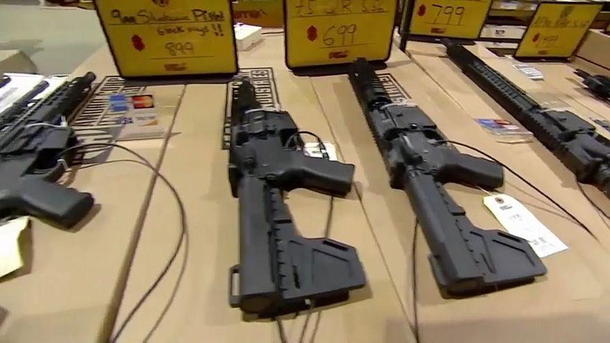 Usa: la prima stretta di Trump sulle armi