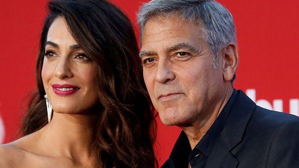 Clooney-ék félmilió dollárt adományoztak a floridai diákok mozgalmának