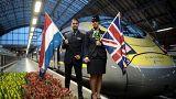 Eurostar: Λονδίνο - Άμστερνταμ σε χρόνο ρεκόρ