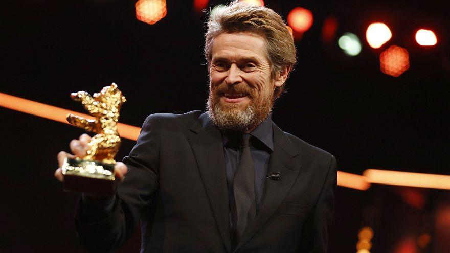 Berlinale: Ehrenbär für Willem Dafoe