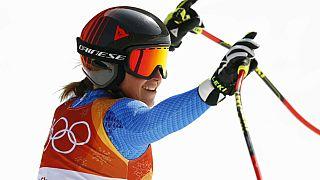 Pyeongchang 2018: oro olimpico per l'italiana Goggia nella discesa femminile