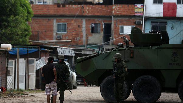 Senado aprova intervenção militar no Rio de Janeiro