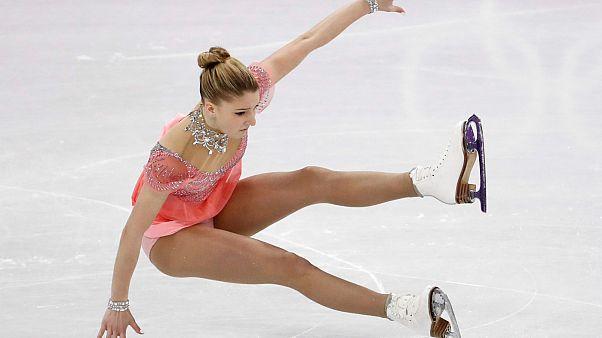 Kış Olimpiyatları: Rus sporcuların henüz bir altın madalyası yok