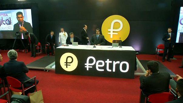 Maduro asegura que el Petro despega con 600 millones de euros