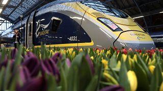 Eurostar: Neue Strecke London-Amsterdam