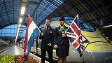 Eurostar liga Londres a Amesterdão