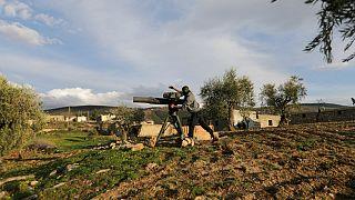 'Afrin'e giren Esad'a bağlı Şii milislere takviye gönderildi'