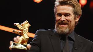 Willem Dafoe rewarded at Berlinale for life's work