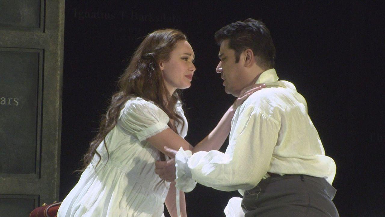 Rómeó és Júlia Barcelonában